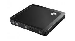 Оптический привод НР DVD+/-RW DVD557S ext slim Retail dark grey..