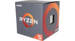 Процессор AMD Ryzen 5 1600 AM4 BOX (YD1600BBAEBOX)..