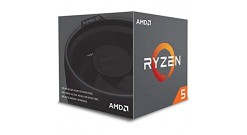 Процессор AMD Ryzen 5 2600X AM4 BOX (YD260XBCAFBOX)..