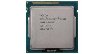Процессор Intel Celeron G1620 LGA1155 (2.7GHz/2M) (SR10L) OEM
