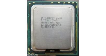 Процессор Intel LGA1366 Xeon X5680 3.33/6.40GTsec/12M Tray
