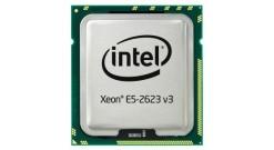 Процессор Dell Intel Xeon E5-2623V3 (3.0GHz, 4C, 10MB, 8.0GT / s QPI, 105W), - K..