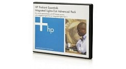 Программное обеспечение HP 512485-B21 Integrated Lights-Out Advanced Pack, No Media, 1-Server, 1 год