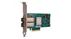 QLogic QLE2562, Dual Port, 8Gbps Fibre Channel PCIe HBA Card, Low Profile..