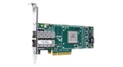 Сетевой адаптер QLogic QLE2672-CK 16Gb Dual Port FC HBA, PCIe Gen3 x4, LC multi-..