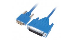 RS-232 Cable, DTE Male to Smart Serial, 10 Feet