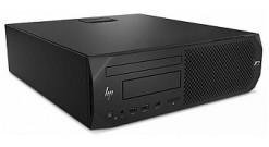 Рабочая станция HP Z2 G4 SFF, Core i7-8700, 8GB (2x4GB) DDR4-2666 nECC, 256 SSD,..