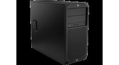 Рабочая станция HP Z2 G4 TW, Core i7-8700, 8GB (2x4GB) DDR4-2666 nECC, 256 SSD, ..