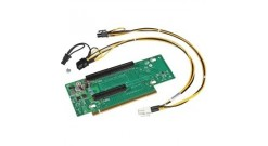 Riser card A2UL16RISER2 for the Intel® Server Board S2600WT family, 1xPCI-Ex16 +..