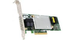 Контроллер Adaptec HBA 1000-16i SGL, 16 внутренних портов, SAS PCI-Ex8, 12GB/s, 4 x mini SAS HD (SFF-8643) internal, низкопрофильный форм-фактор MD2 (2288400-R)