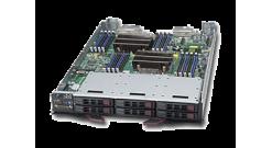 Блейд сервер Supermicro SBI-7128R-C6 - Blade Module 2xLGA2011-R3, Intel®C612, 16..