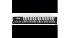Полка расширения Infortrend JB 3024RB 2U/24bay dual redundant controller expansi..