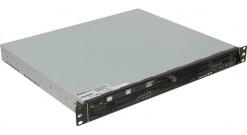 Серверная платформа Asus RS100-E9-PI2 1U LGA1151 E3-1200V5, 4xDDR4 (64Gb/2133), ..