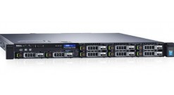 Сервер Dell PowerEdge R330 1xE3-1230v6 1x16Gb 2RUD x8 1x1.2Tb 10K 2.5