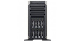 Сервер Dell PowerEdge T440 1xSilver 4114 1x16Gb x8 1x120Gb 2.5in3.5 SSD SATA RW ..