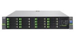 Сервер Fujitsu PRIMERGY RX2530 M1 4X 2.5' EXP. /2x XEON E5-2697V3/8x16 Gb DDR4-2..