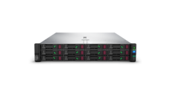 Сервер HP DL380 Gen10, 1(up2)x 4112 Xeon-S 4C 2.6GHz, 1x16GB-R DDR4, P816i-a/4GB..