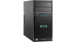 Сервер HP ML30 Gen9, 1x E3-1240v6 4C 3.7GHz, 1x16Gb-U, B140i/ZM (RAID 1+0/5/5+0)..