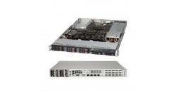 Сервер Lenovo ThinkSystem SR530 1xBronze 3104 4x8Gb 930-8i 2x750W (7X08VPVB00)..