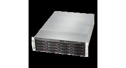 Серверная платформа Supermicro SSG-6039P-E1CR16H 3U 2xLGA3647 3.5