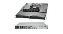 "Серверная платформа Supermicro SYS-5019P-WTR 1U 1xLGA3647 iC622, 6xDDR4, 4x3.5"""" bays, 2x10GbE, IPMI 2x500W"