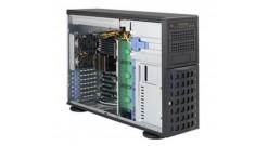 "Серверная платформа Supermicro SYS-7049P-TR 4U/Tower 2xLGA3647 C621, 16xDDR4, 8x3.5"""" bays, 2x1GbE, IPMI 2x1280W"