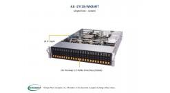 Серверная платформа Supermicro AS-2113S-WN24RT 2U 1xSocket SP3 AMD EPYC, 16xDDR4..