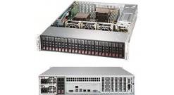 Серверная платформа Supermicro SSG-2028R-ACR24H 2U 2xLGA2011 16 DIMMs, 24 x 2.5