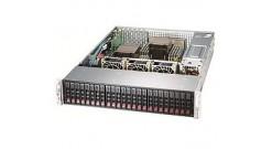 Серверная платформа Supermicro SSG-2028R-ACR24L 2U Intel C612 Express Socket LGA..