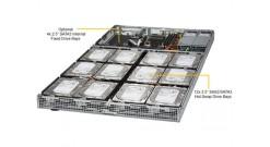 Серверная платформа Supermicro SSG-5018D2-AR12L 1U Pentium D1508, 12x 3.5