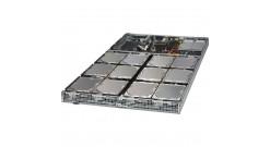 Серверная платформа Supermicro SSG-5018D8-AR12L 1U Xeon D-1537, 4xDDR4, 12x3.5