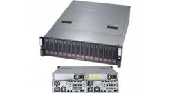 Серверная платформа Supermicro SSG-6038R-DE2CR16L 3U (2 Nodes) 2xLGA2011 Up to 1..