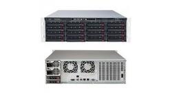 """Серверная платформа Supermicro SSG-6039P-E1CR16L 3U 2xLGA3647 Intel C624 chipset, Up to 2TB DDR4 ECC 2666Mhz, Broadcom 3008 SAS3 AOC, 16 x 3.5"""""""" SAS/SATA Hot-swap Dual 10GBase-T LAN, 2 x 1200W"""