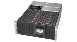 Серверная платформа Supermicro SSG-6049P-E1CR45L 4U 2xLGA3647 С621, Up to 3TB ECC 3DS LRDIMM, Broadcom 3008, SATA3 RAID 0, 1, 5, 10; RJ45, 2x1600W