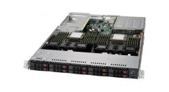 """Серверная платформа Supermicro SYS-1029U-TR25M 1U 2xLGA3647 iC621, 24xDDR4, 10x2.5"""""""" bays, 2x25GbE, 2x750W (Complete Only)"""