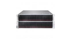 """Серверная платформа Supermicro SYS-4047R-7JRFT 4U 4xLGA2011 Intel C602, 24xDDR3, 48x2.5""""""""HDD, 2x10GbE, IPMI 2x1620W"""