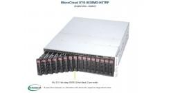 Серверная платформа Supermicro SYS-5038MD-H8TRF 3U (8 Nodes) Xeon D-1541 4xDDR4,..