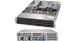 "Серверная платформа Supermicro SYS-6029U-TR4 2U 2xLGA3647 24xDDR4, 12x3.5""""HDD, 4x1GbE, IPMI (Complete Only)"