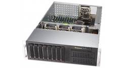 "Серверная платформа Supermicro SYS-6039P-TXRT 3U 2xLGA3647 Up to 2TB RDIMM / 8 x Hot-swap 3.5"""" drive / 2 x 10GBase-T LAN / IPMI 2.0 / SATA RAID 0,1,5,10 2 x 980W"