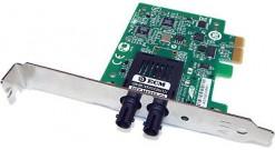 Сетевой адаптер Allied Telesis AT-2711FX/ST100Mbps Fast Ethernet PCI-Express Fib..