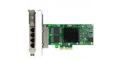 Сетевой адаптер Lenovo ThinkSystem Intel I350-T4 PCIe 1Gb 4-Port RJ45 Ethernet A..
