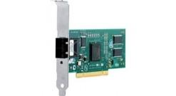Сетевой адаптер Allied Telesis AT-2911SX/SC-001 Single port Fiber Gigabit NIC fo..