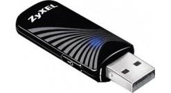 Сетевой адаптер WiFi Zyxel NWD6505-EU0101F USB (ант.внутр.)..