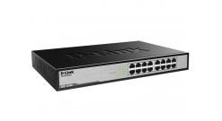 Коммутатор D-Link DES-1016C/A1A 16port 10/100Base-TX..