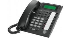 Системный телефон Panasonic KX-T7735RUB (24 прогр.кнопок, для АТС TES/TEM/TDA)