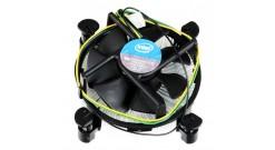 Система охлаждения Intel LC1156 (Socket 1155/1156, 1200-2800 RPM, 4pin, TDP 105W, 17-25dB, Al+Cu, 270g) Oem