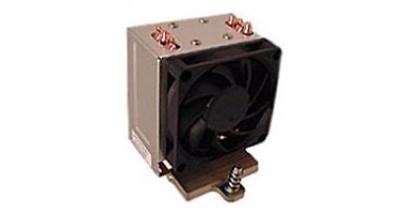 Система охлаждения Supermicro SNK-P0024AP4 3U+, 4 WIRE ACTIVE HEATSINK FOR SOCKET , 2PIPE CPU