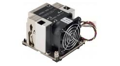 Система охлаждения Supermicro SNK-P0068AP4 - 2U(+) Active CPU Heat Sink for LGA 3647, 91x88x64 (Square ILM)