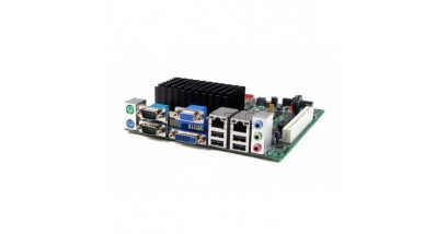 Материнская плата D2500CCE Intel Atom D2500 NM10 DDR3 mini-ITX SATA HDAudio+Lan+VGA+DVI-D