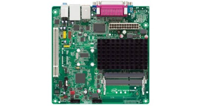 Материнская плата D2500HN Intel Atom D2500 NM10 DDR3 mini-ITX SATA Audio+Lan+VGAport
